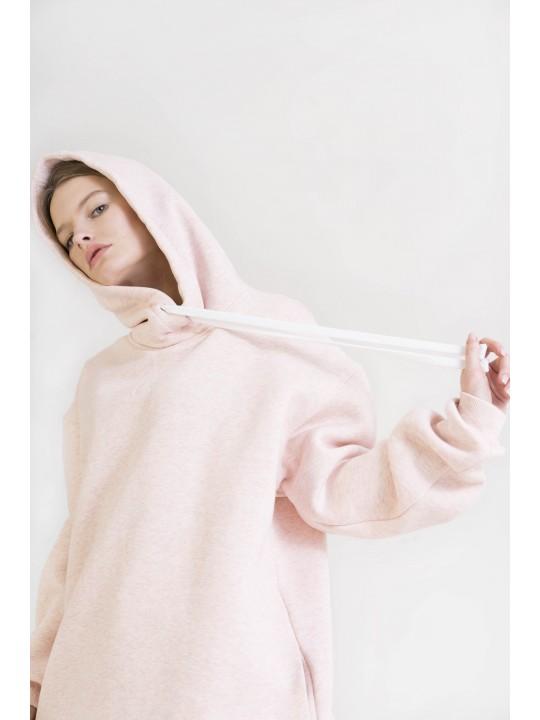 Теплый Костюм (Розовый Меланж)