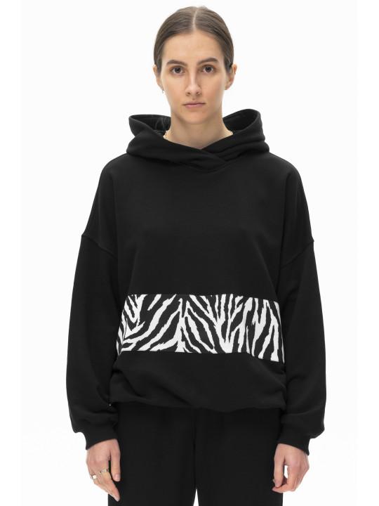 Сафари худи зебра Colo