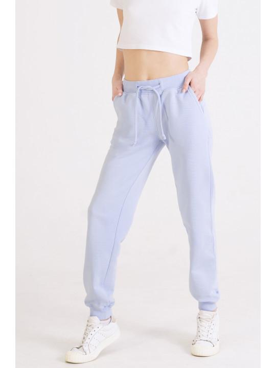 Небесно-голубые штаны